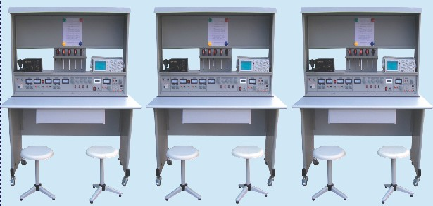 分立电子元件收音电路板