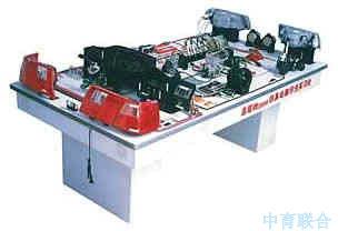 汽车实验台,汽车电器电路实习台,汽车实训台,汽车实训设备 北京中高清图片