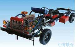汽车实训设备、汽车模型、汽车驾驶模拟器、电教板、汽车电路实验台、电教室、挂图